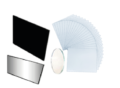 Welding filters and protective polycarbonates